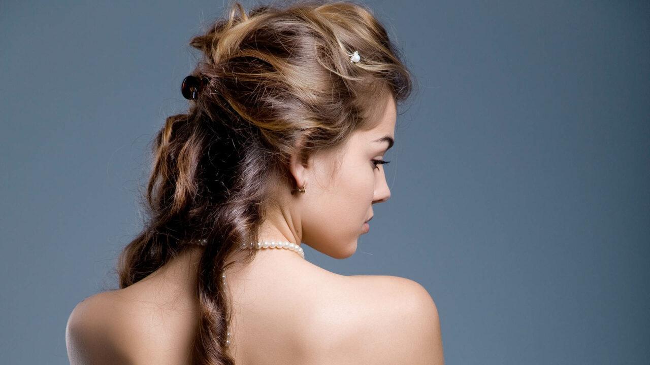 girl hair loss prevention